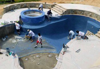Gunite Pool Builders & Shotcrete Pool Construction Experts