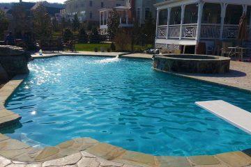 Virginia Inground Pool Installation