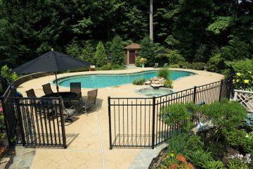 Pool Builders Crystal Blue Aquatics Specialize in Pool Construction of Gunite & Shotcrete Pools
