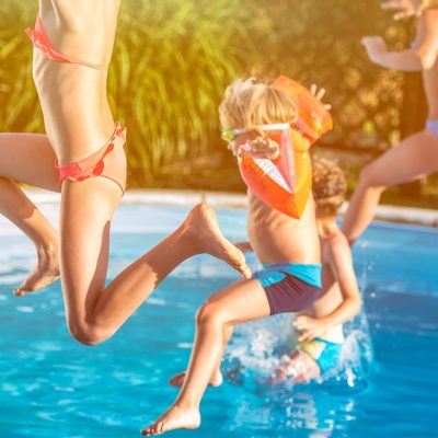 Your family pool will provide you decades of value and use.