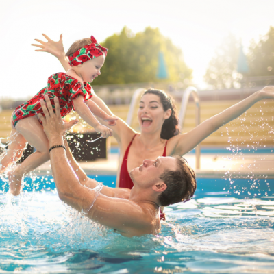 Crystal Blue Aquatics, The right builder for your family pool