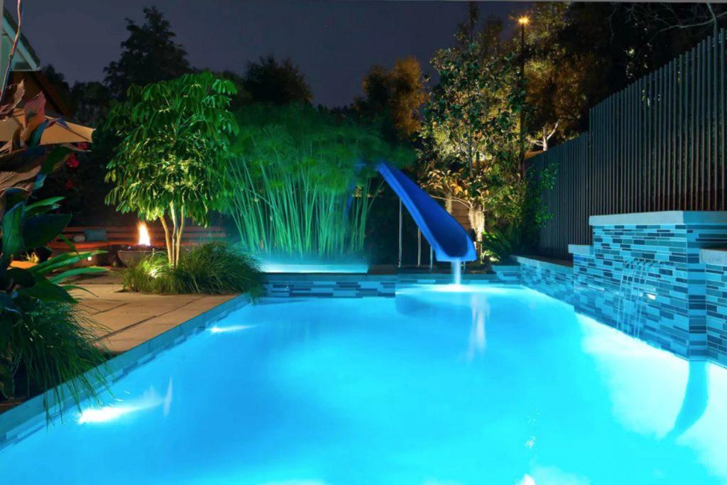 Incorporate a Negative Edge onto your Gunite Pool