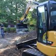 Pool Installation - Pool Construction - Inground Pool Builders - Site Excavation