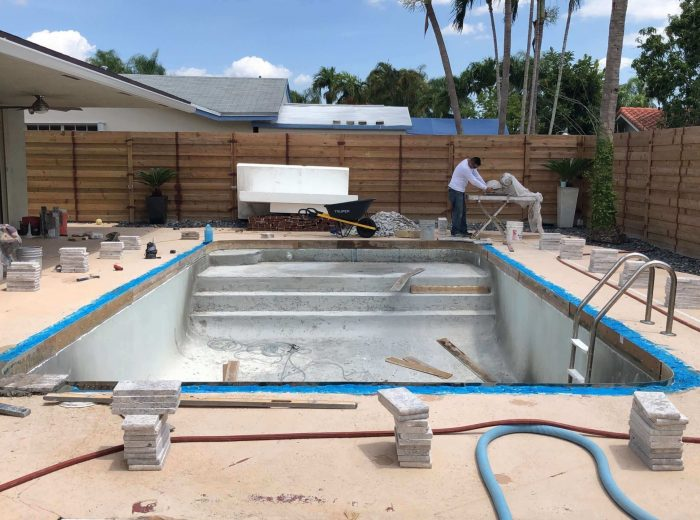 Pool Remodeling Company in Northern Virginia