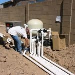Pool Contractor - Plumbing & Equipment Setup