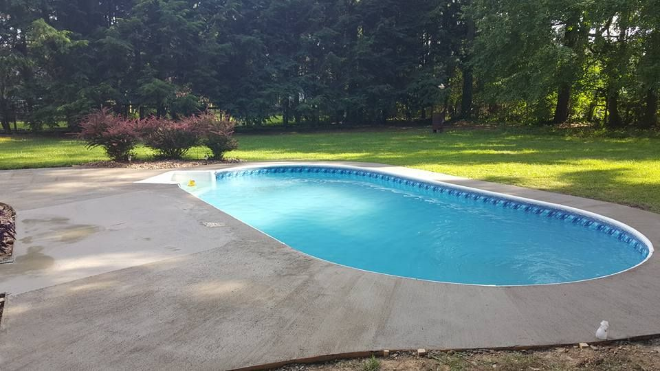 Virginia Pool Construction on a Budget